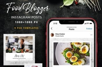 Food Blogger - Instagram Posts 25614998 5