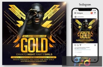 Gold Night Flyer 4543673 1