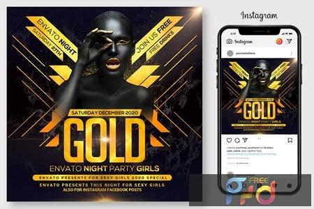 Gold Night Flyer 4543673 1