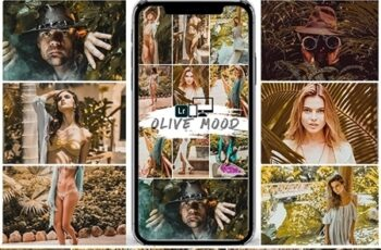 Olive Mood Lightroom Presets 25051130 5