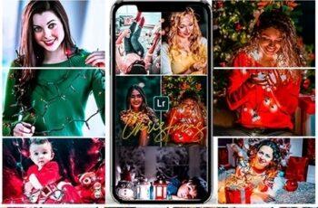 Christmas Lightroom Presets Desktop & Mobile 25294549 5