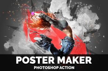 Poster Maker photoshop action 4444543 5