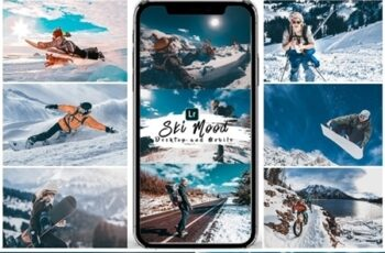 Ski Mood Presets For Mobile and Desktop Lightroom 25560611 2
