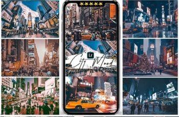 City Mood Presets For Mobile and Desktop Lightroom 25559915 2