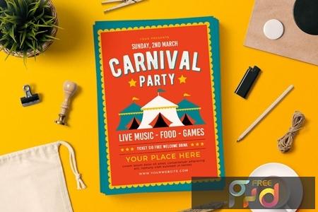 Carnival Party Brochure 8CQUAUZ 1