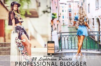 Professional blogger mobil Lightroom 4532508 12