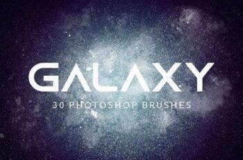 Galaxy Photoshop Brushes 25652362 5