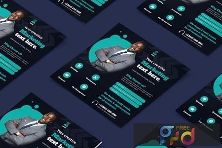Multipurpose Business Square brochure X3QG8N6 1