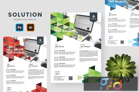 Solutions Brochure - Corporate Brochure - [YP Code] 3S6ALJ5 1