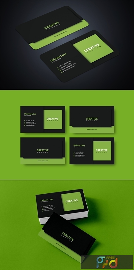 Creative Studio Business Card 4505498 1