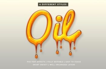 Liquid Oil Text Style Effect Mockup 25632965 3