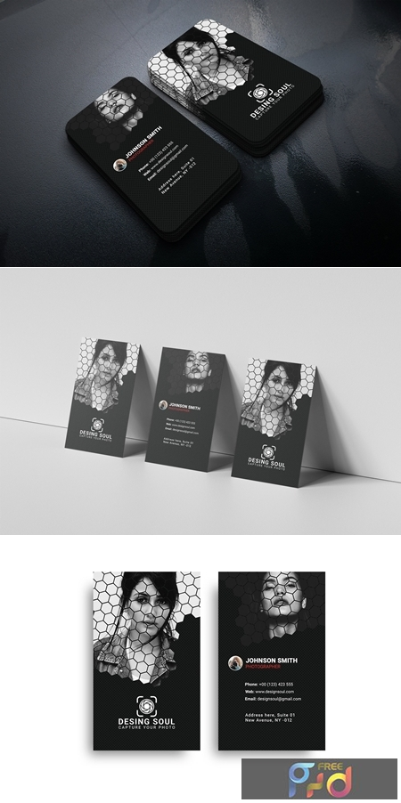Photography Business Card Template 4505544 1
