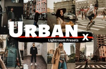 Urban X Mobile Lightroom Presets 4413518 6
