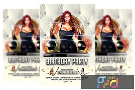 Birthday Party Flyer 2847266 1