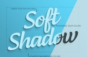 Simple White 3D Text Effect 322108186 7