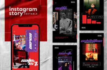 Instagram Story Template 2847320 4