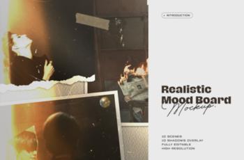 Moodboard Mockup Kit 2847350 6