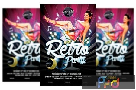 Retro Party 2847275 1
