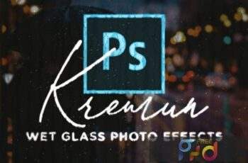 Kremun - Wet Glass Photo Effect M65A8TH 6