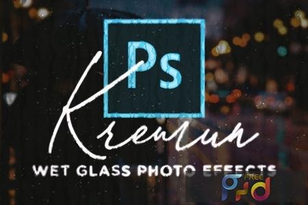 Kremun - Wet Glass Photo Effect M65A8TH 1