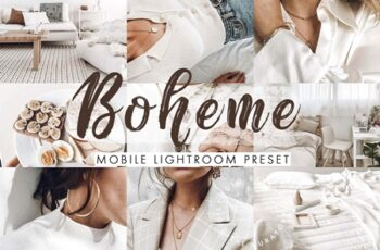 Boheme Mobile Lightroom Presets 4488100 7