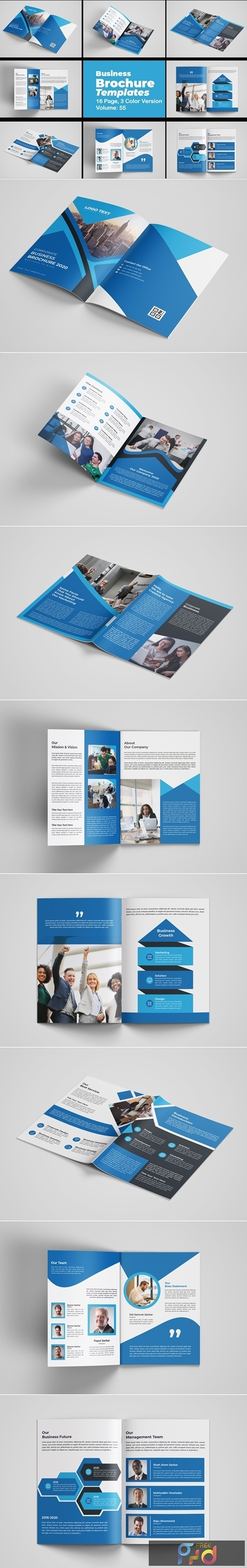 Brochure Template 4520112 1