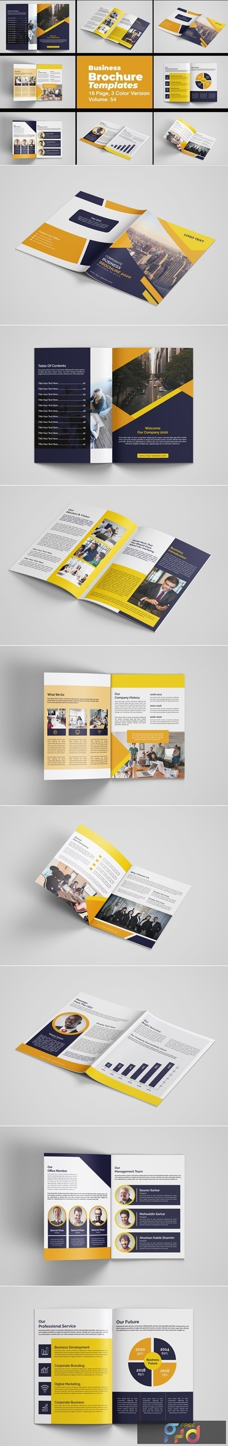 Brochure Templates 4520016 1