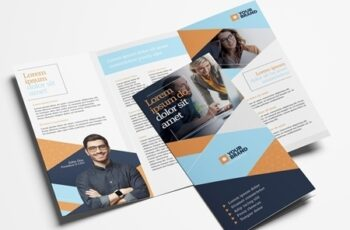 Business Trifold Brochure Layout 322611438 6