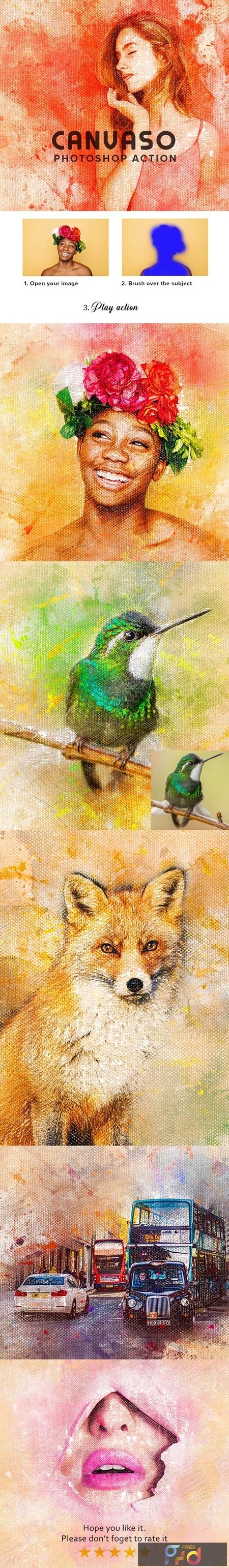 Canvaso Photoshop Action 25596185 1