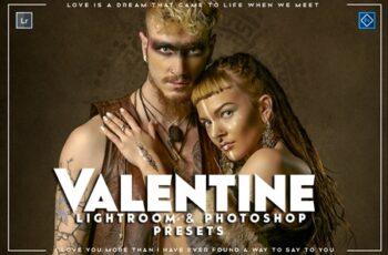 Valentine Lightroom & ACR Presets 4492443 6