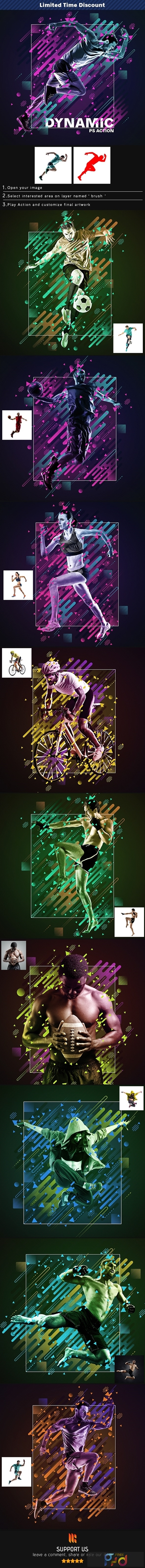 Dynamic Photoshop Action 25755987 1