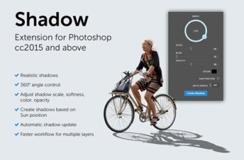 Shadow - Photoshop Extension 3934745 5