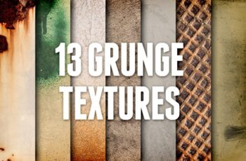 Grunge Texture Pack 1 2207