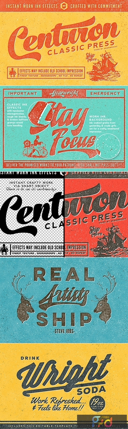 Centuron Press 200487 1