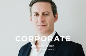 Corporate Headshot Lightroom Preset 2365470 3