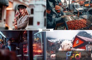 Sophia Photoshop Action 4404495 5