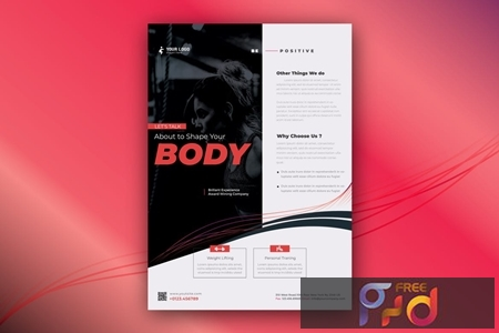 Gym Fit Flyer and Poster Template V6FAVE2 1