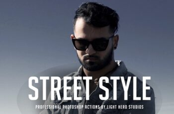 24 Street Style Photoshop Actions 4452798 1