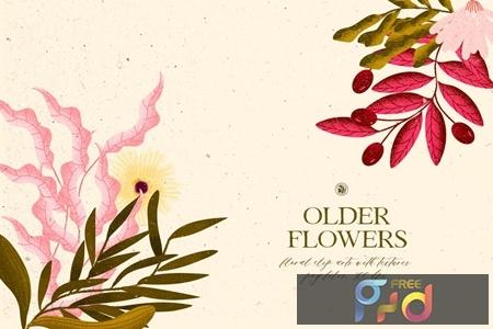 Older Flowers A2FF4QS 1