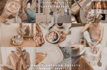 Cream Latte Lightroom Preset 4360074 4