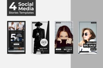 Social Media Stories Templates 2925347 2