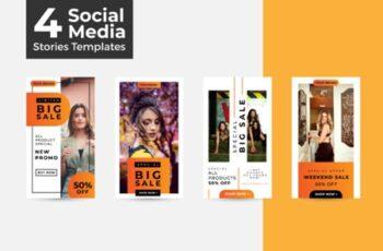 Social Media Stories Templates 2925354 5