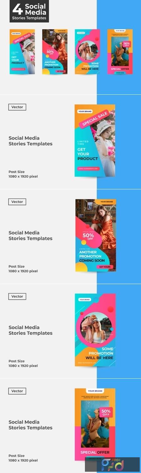 Social Media Stories Templates 2925361 1