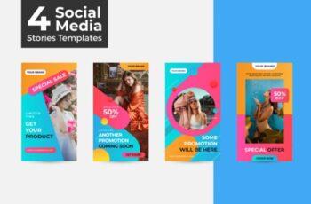Social Media Stories Templates 2925361 4