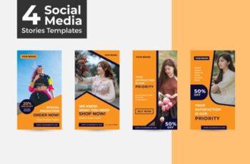 Social Media Stories Templates 2925368 3