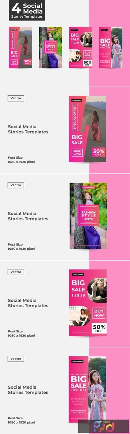 Social Media Stories Templates 2925375 1