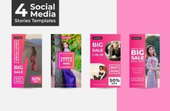 Social Media Stories Templates 2925375 6
