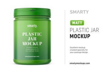 Matt suplement jar mockup 4539801 2