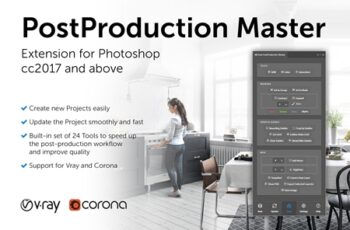 PostProduction Master 4536680 4