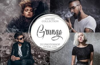 Grunge Overlays Collection 4367017 3